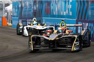 Formula E: Audi seize teams' title while Vergne wins season finale