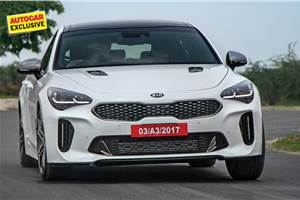 2018 Kia Stinger review, test drive
