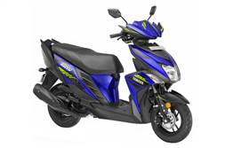 Yamaha Cygnus Ray ZR Street Rally launched at Rs 57,898