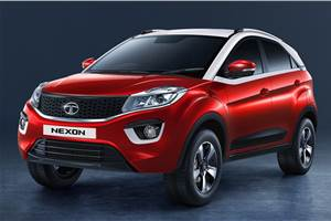 More affordable Tata Nexon AMT launched at Rs 7.50 lakh