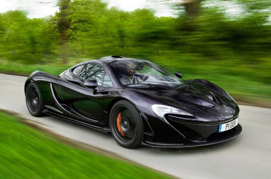 McLaren P1 successor to arrive by 2025