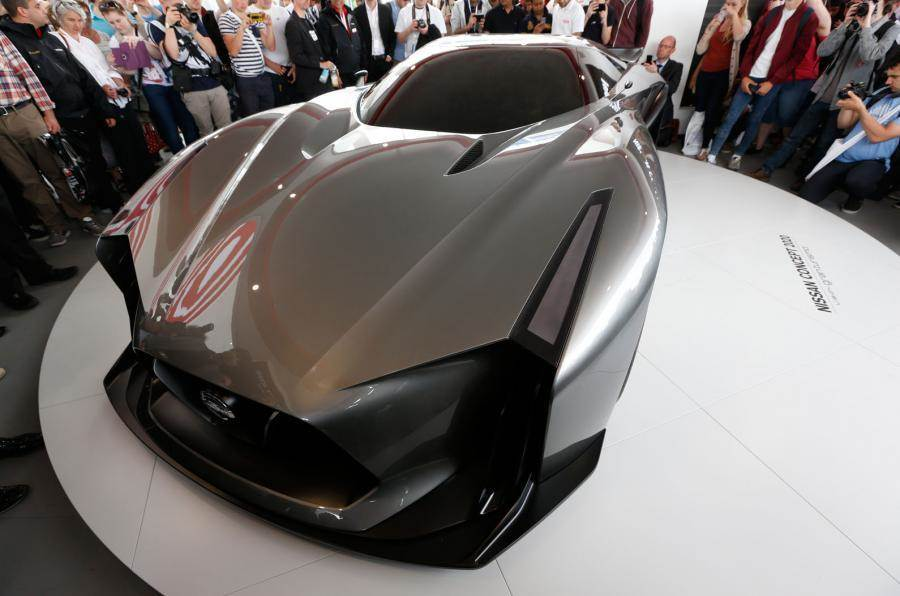 Next-gen Nissan GT-R to be the fastest ever