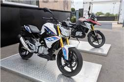 2018 BMW G 310 R and G 310 GS launched
