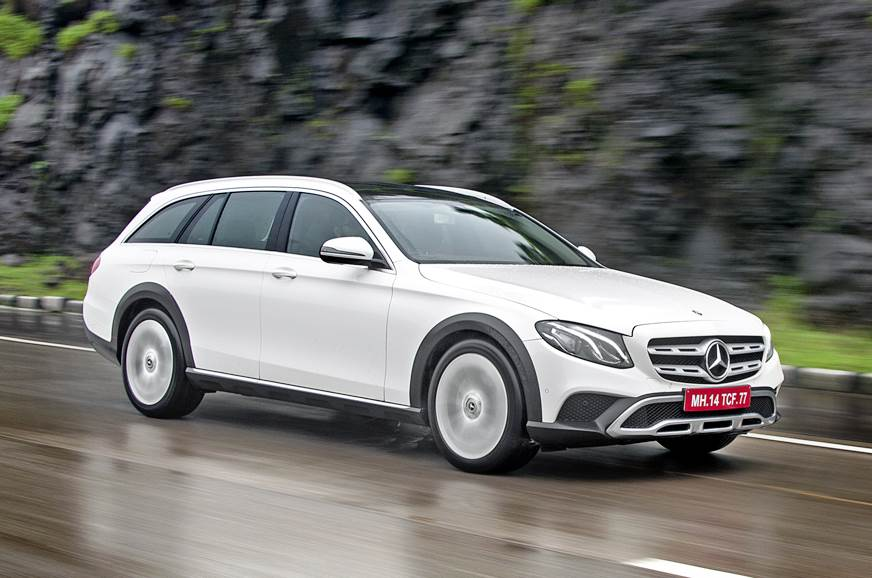 2018 Mercedes-Benz E 220d 4Matic All-Terrain review, test drive
