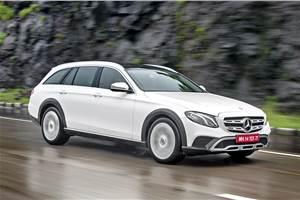 2018 Mercedes-Benz E 220d 4Matic All-Terrain review, test drive