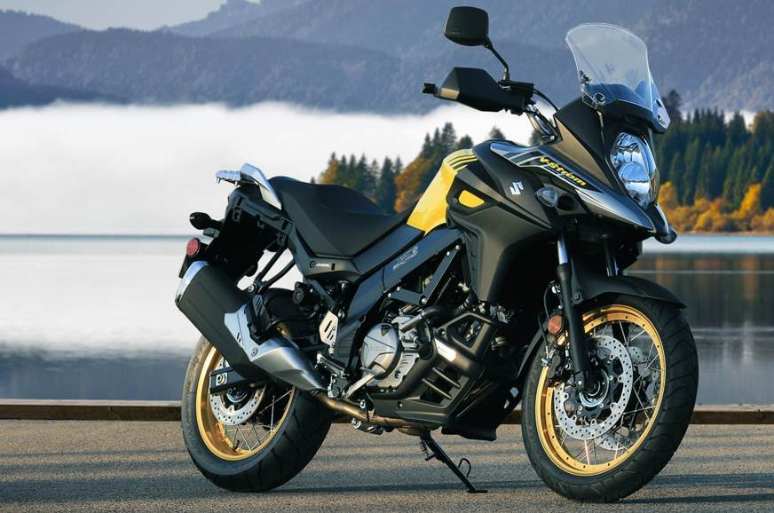2018 Suzuki V-Strom 650 to launch next month