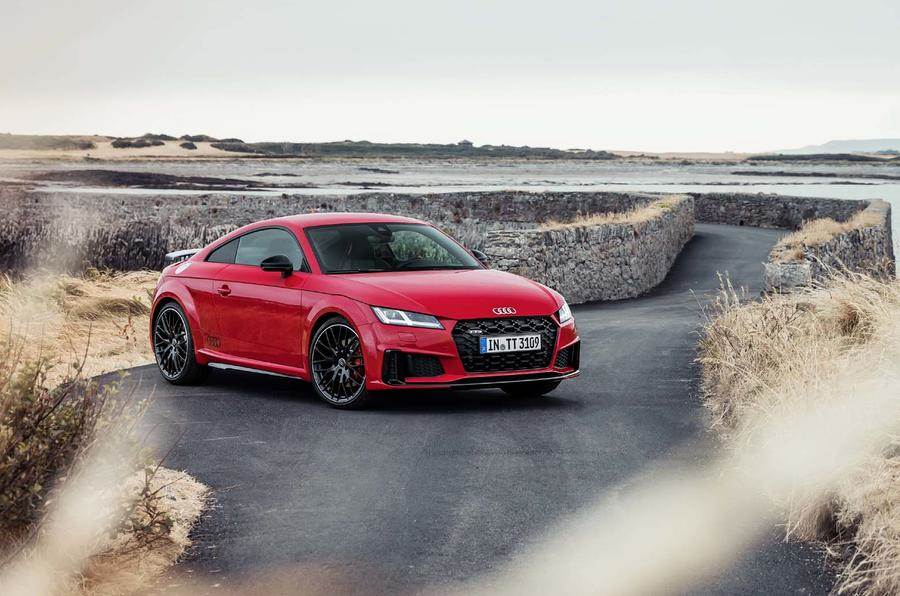 2018 Audi TT facelift officially revealed