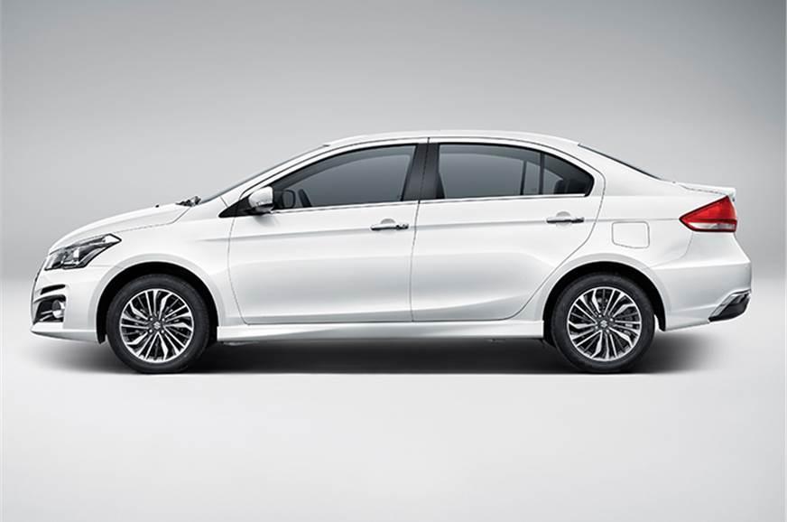 Maruti Suzuki Ciaz facelift launch in early August