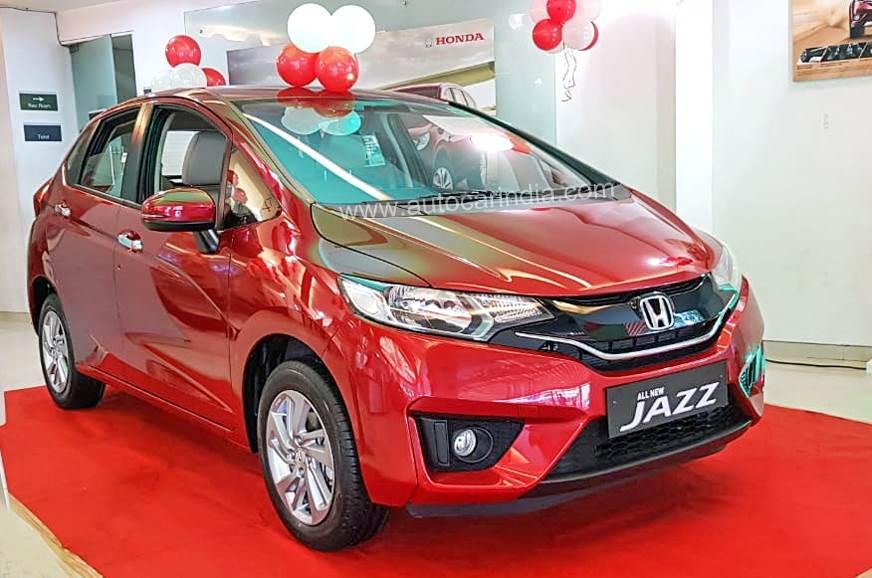 honda jazz price variants explained autocar india