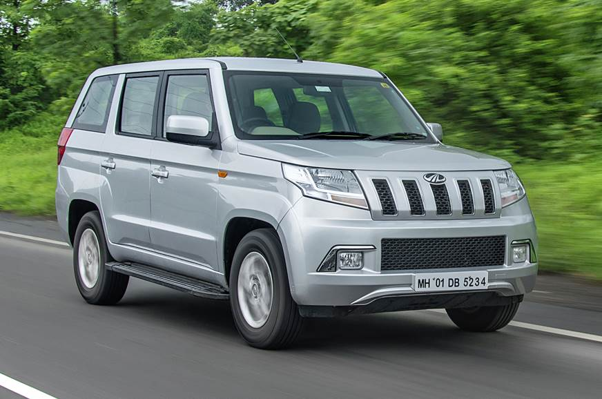 2018 Mahindra TUV300 Plus review, test drive
