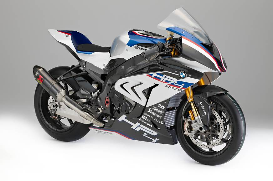 BMW HP4 RACE launched at Rs 85 lakh
