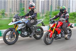 2018 BMW G 310 R, G 310 GS review, test ride
