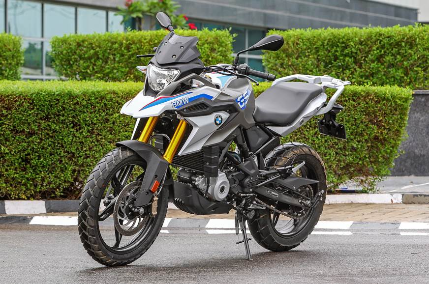 2018 bmw g 310 r g 310 gs review test ride autocar india. Black Bedroom Furniture Sets. Home Design Ideas