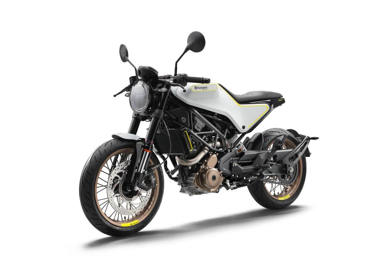 Bajaj confirms Husqvarna India launch in 2019