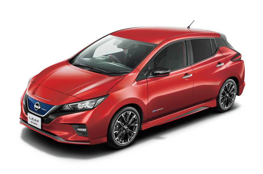 New Nissan Leaf Nismo revealed