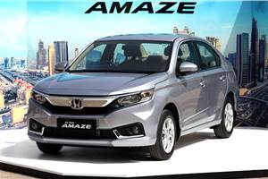 New Honda Amaze recalled for potential steering issue