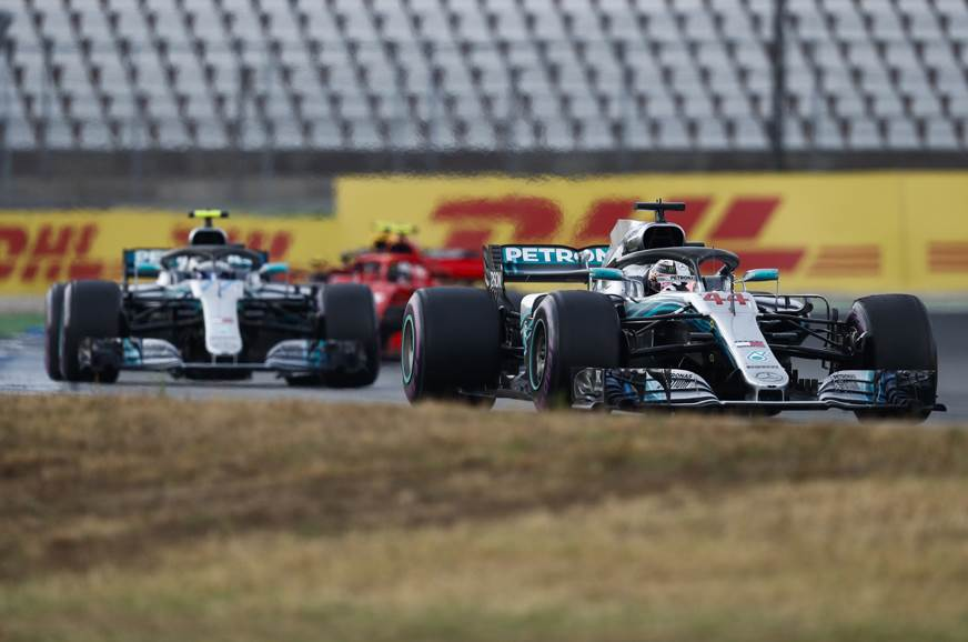 Hamilton wins drama-filled German GP