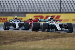 Hamilton wins drama-filled German GP