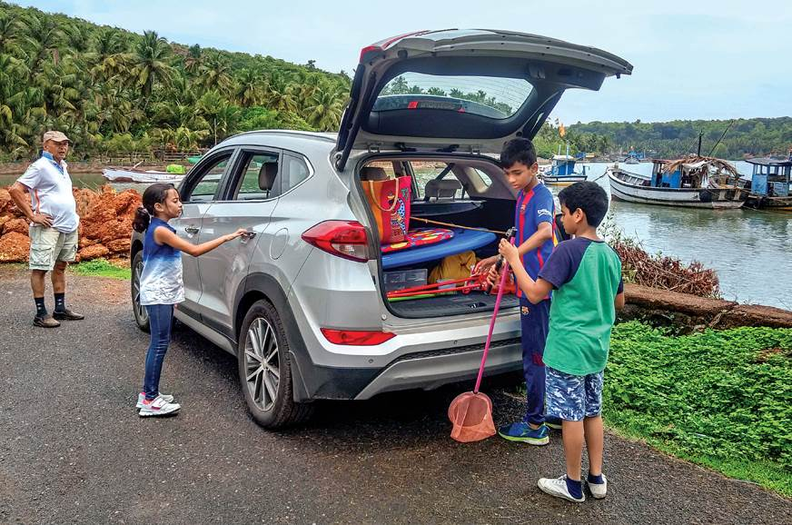 2018 Hyundai Tucson long term review, second report