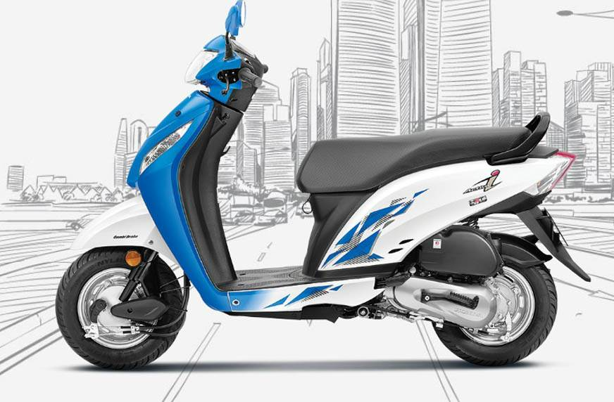 2018 Honda Activa-i launched at Rs 50,010