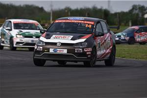 2018 VW Ameo Cup, Round 2 report