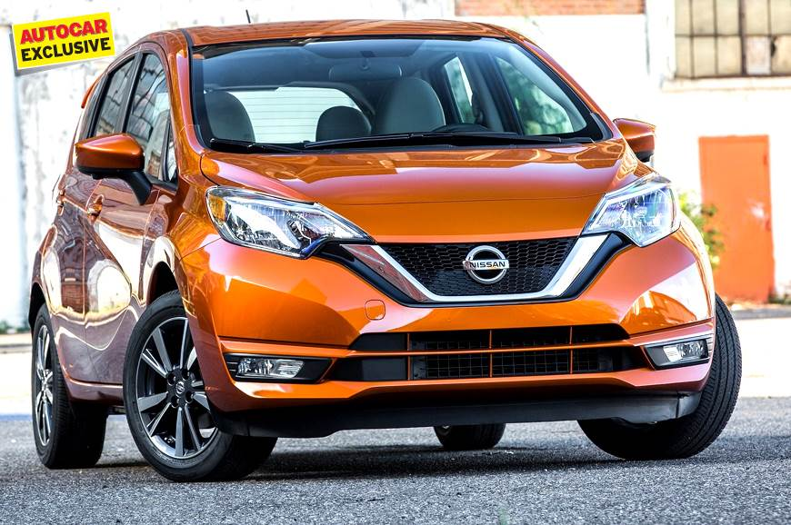Nissan Note e-Power under evaluation for localisation