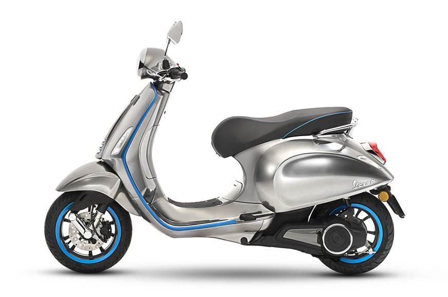Piaggio India to launch e-vehicles
