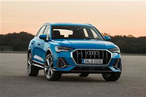 Next-gen India-bound Audi Q3 revealed