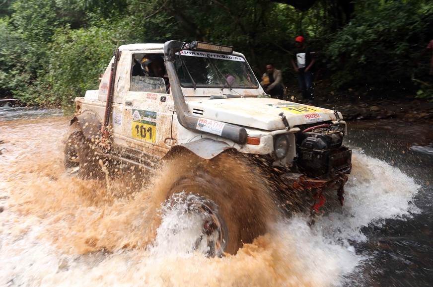 2018 RFC India: Nanjappa in the lead after SS21