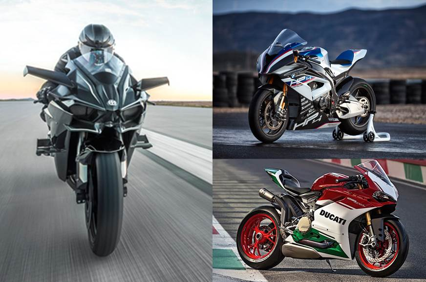 10 most expensive bikes on sale in India