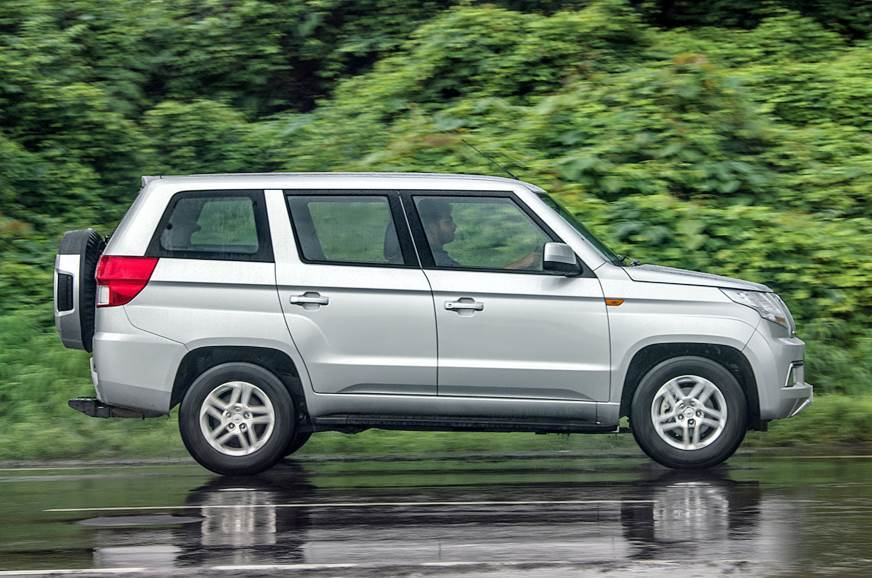Models like the TUV300 Plus set to get pricier.