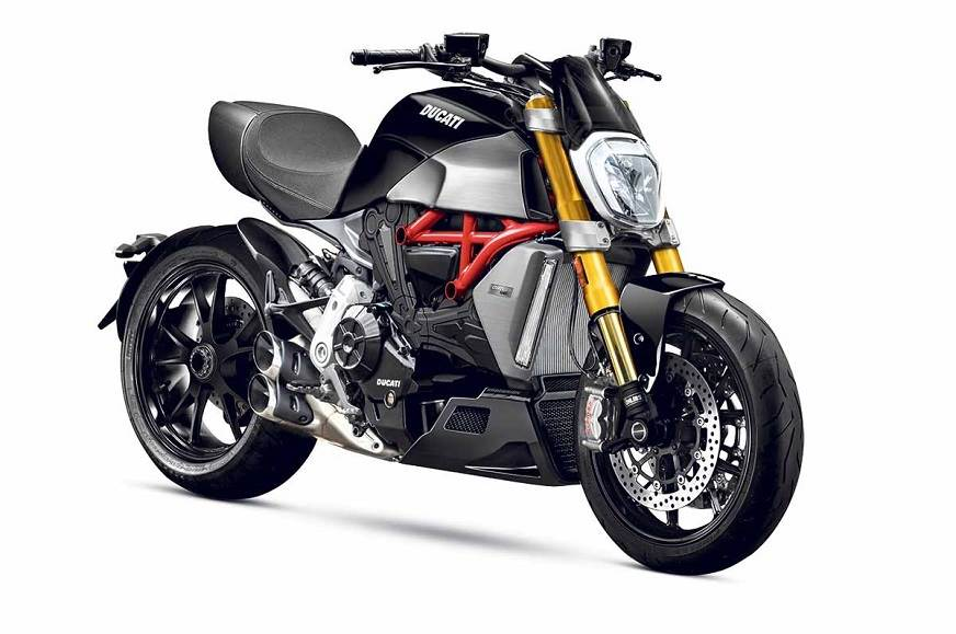 2019 Ducati Diavel details emerge