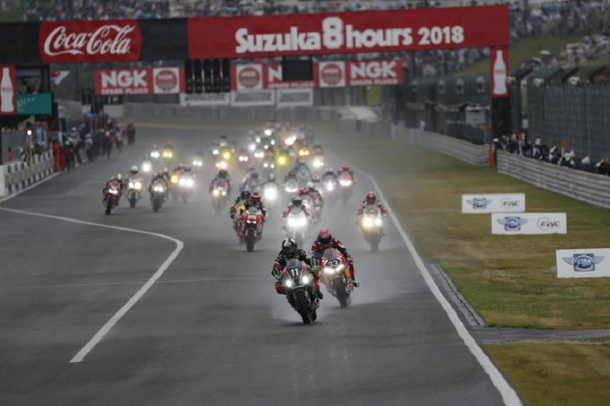 2018 Suzuka 8 Hours – Yamaha continues dominant run