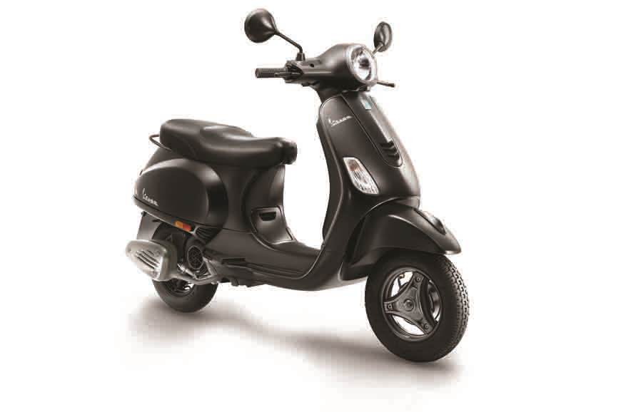 Vespa Notte 125 launched at Rs 68,845