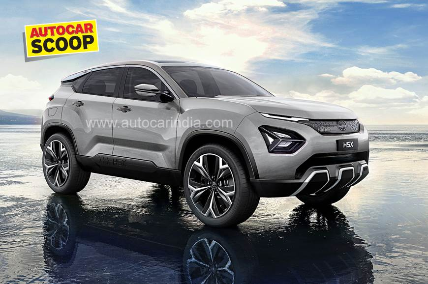 Production Tata Harrier will share automatic gearbox with the Tucson.