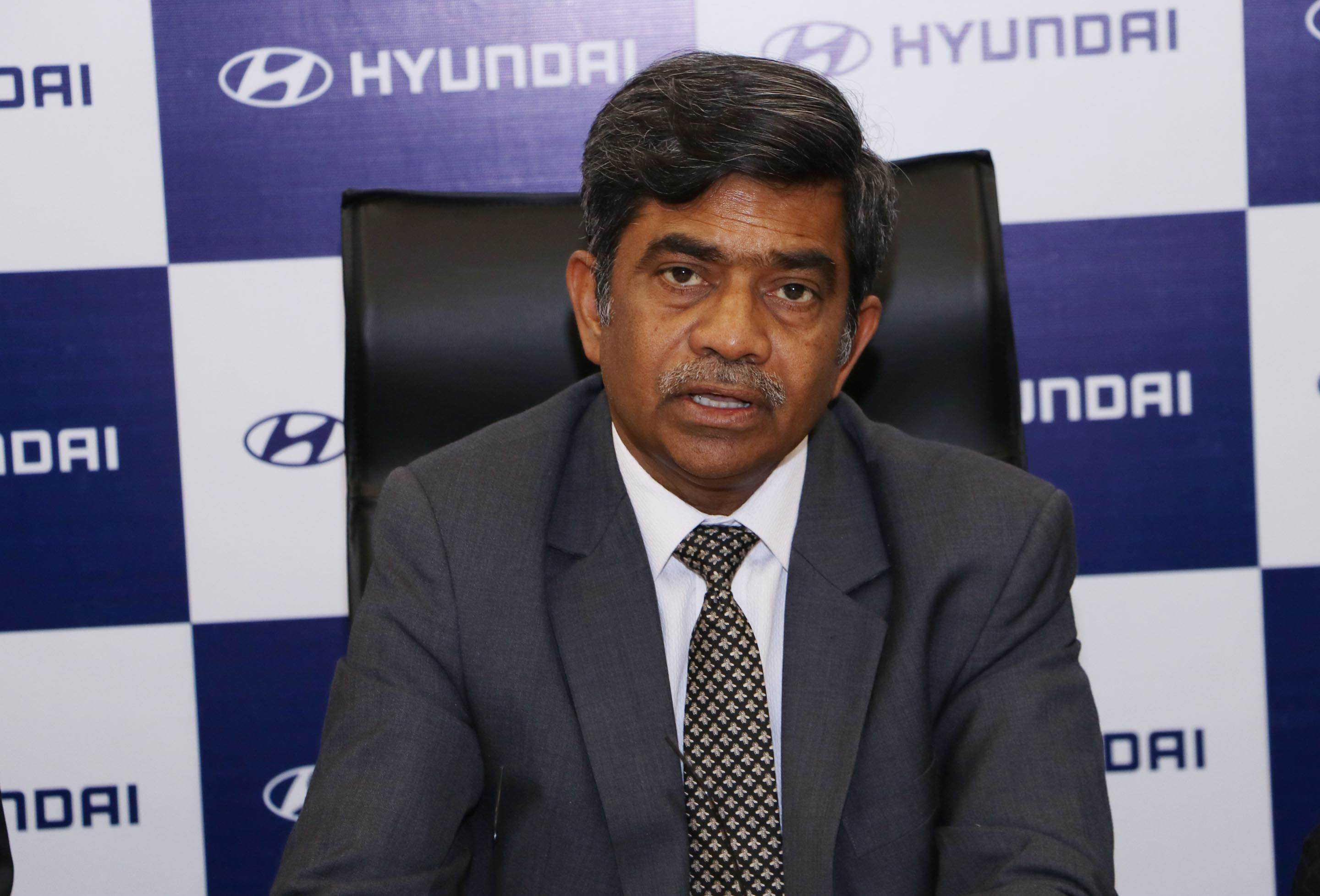 Rakesh Srivastava leaves Hyundai Motor India