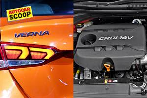 Hyundai Verna facelift to get all-new 1.5 diesel and petrol engines