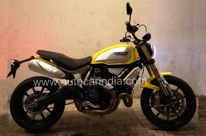 Ducati Scrambler 1100 to be priced from Rs 11.50 lakh