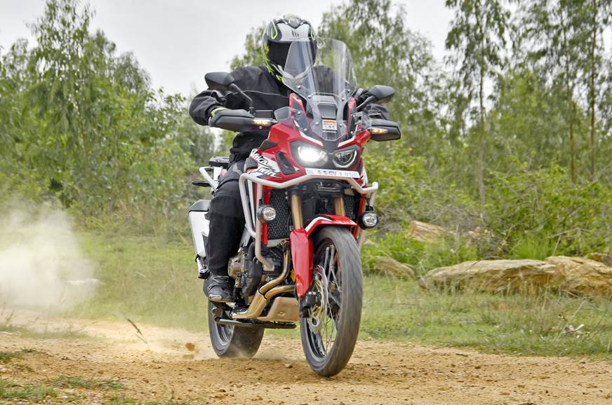 2018 Honda Africa Twin DCT review, test ride