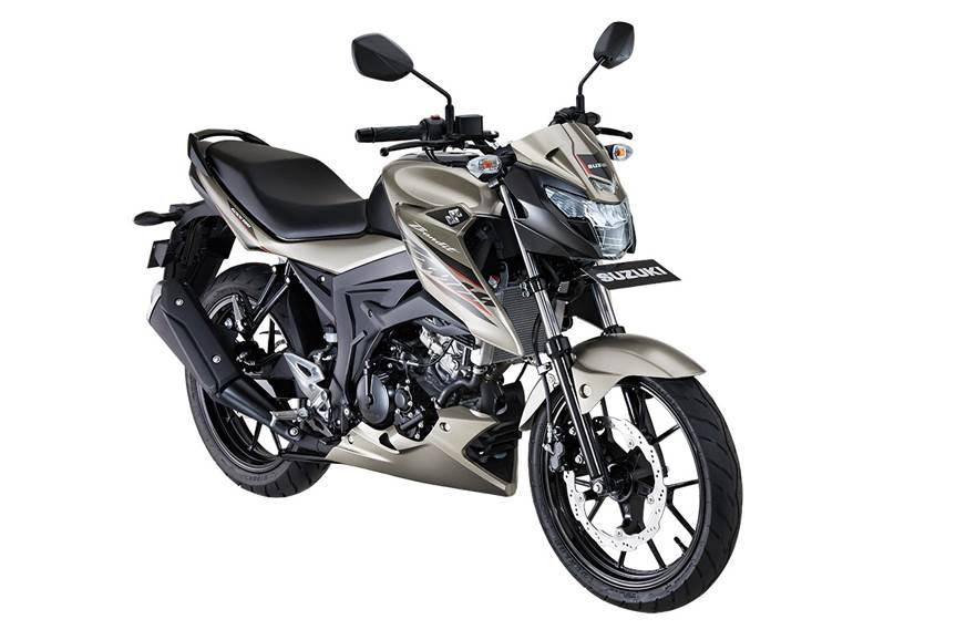 2018 Suzuki Bandit 150 unveiled at GIIAS