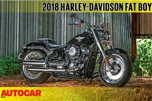 2018 Harley-Davidson Fat Boy video review