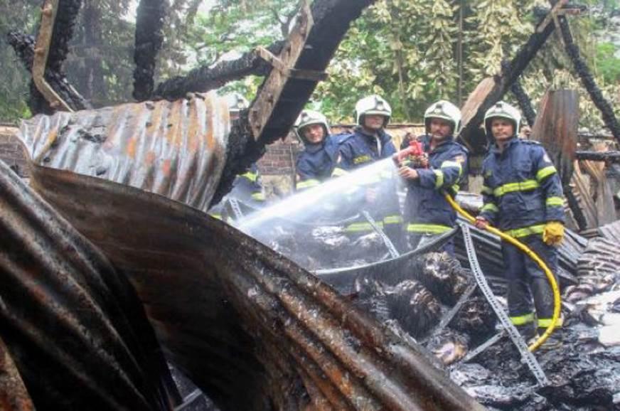 Fire at Tardeo RTO in Mumbai categorised as Level III