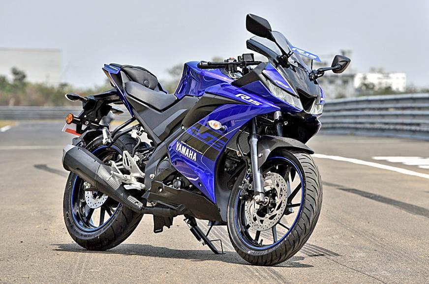 2018 Yamaha R15 V3.0 price hiked