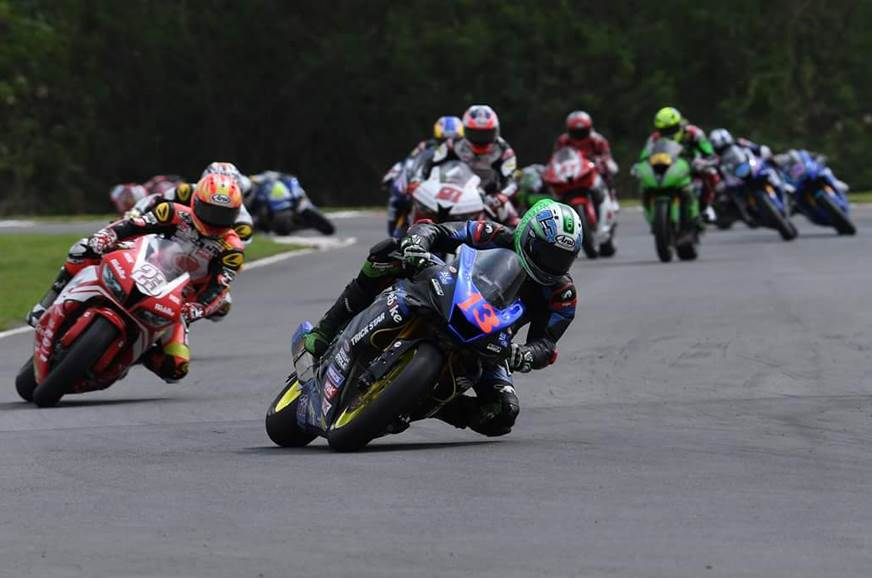 Anthony West wins Round 4 of 2018 ARRC