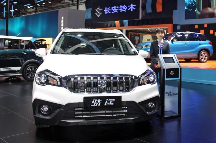 Suzuki sees dramatic sales decline in China
