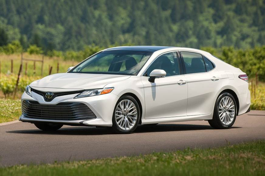 The new Camry Hybrid will also be manufactured in India.