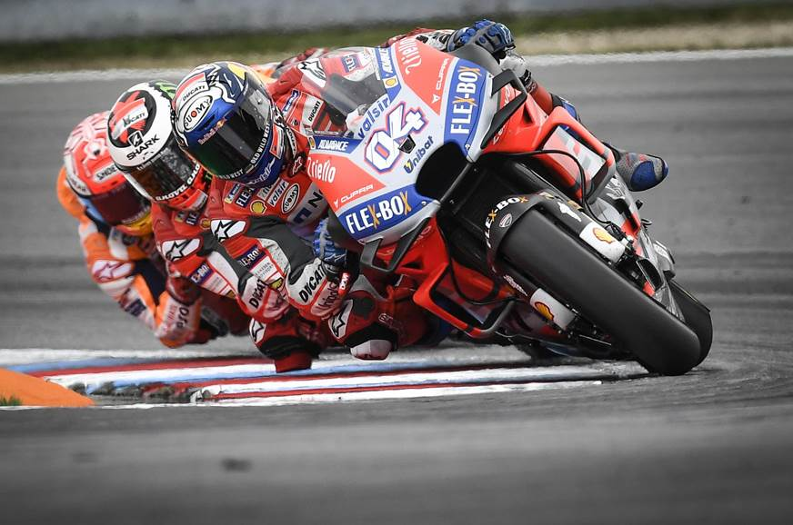 2018 Czech MotoGP - Dovizioso strikes back