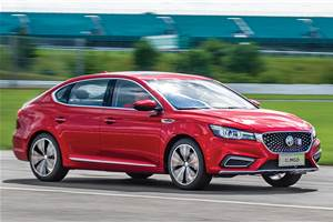 2018 MG 6 review, test drive