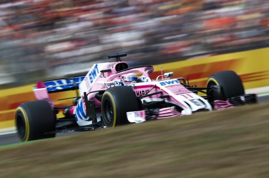 Stroll-led backers to bring Force India out of administration