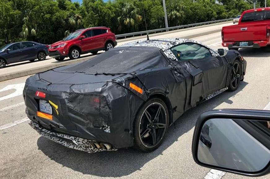 Next-gen Chevrolet Corvette to be mid-engined